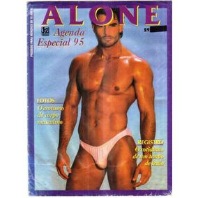 Revista Gay Alone Nº29 Agenda 1995 Nus Masculinos Artísticos