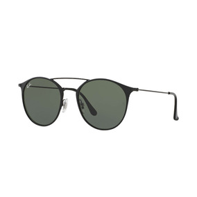 1bc7519dbcb Ray Ban Rb3546 186 Round Metal Highstreet Negro Original