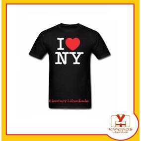 20e5005e788e8 Camiseta I Love Ny Comprada Nos Eua - Camisetas Manga Curta no ...