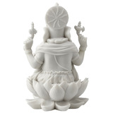 Raras Ganesh Ganesha Hindú Elefante Dios Del Éxito Estatu...