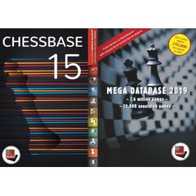 Chessbase 15 Megapackage - Chessbase 15 + Mega Database 2019