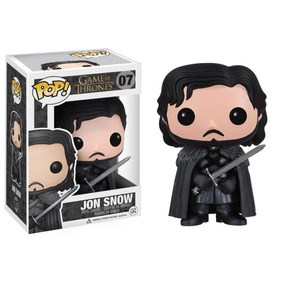 Funko Pop Jon Snow #07 - Game Of Thrones