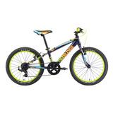 Bicicleta Alubike K20 Boy Rodada 20 Y 7 Velocidades 2019