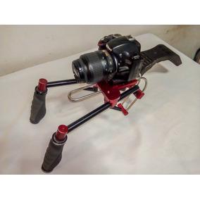 Dslr Nikon D3200 24mp Tripode Rig Estabilizador Hdmi Vga Usb