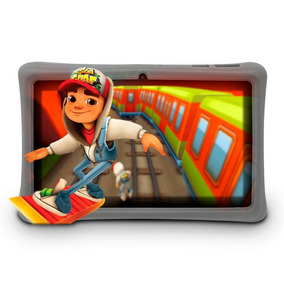 Tablet Android 7 Pulgadas Para Niños 8gb Necnon M002g-2 Gris