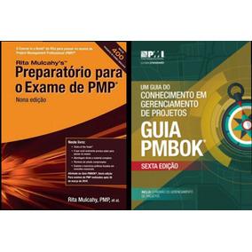 Rita Mulcahy - Preparatório 9ª Edição + Guia Pmbok 6ª Edição