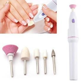 Lixa Elétrica Para Os Pés Rapidez E Praticidade Manicure