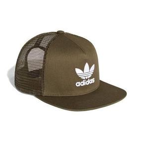 Gorra adidas - Trucker - Hombre - Verde Militar - Cd6981 33a32bf8f8a