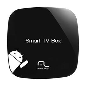 Smart Tv Box Multilaser - Nb103 ()