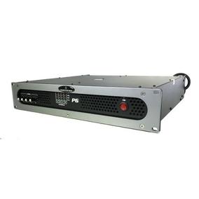 Amplificador Power Systems 220v P6 4ch 1500w Rms 2 Ohms