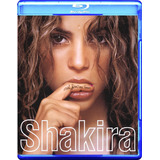 Blu Ray E Cd Shakira Oral Fixation Tour