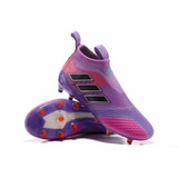 Bota Zapatos adidas Uñas Ace 17+ Purecontrol Fg 39-45