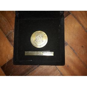 Medalha Comemorativa Governo Rio Grande Do Sul No Estojo