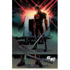 Nova Hq Demolidor Numero 18 116 Paginas Marvel Panini Comics