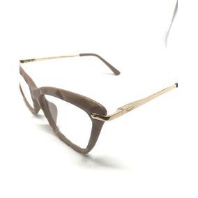 5cdeebf04 Oculos Sol Feminino Cor Nude - Óculos no Mercado Livre Brasil