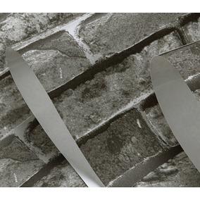 Papel Tapiz Pared Ladrillo Rollo 3d Moderno 10x0.53m Elegant