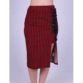 Saia Com Cadarço Mixxon 96777 - Asya Fashion