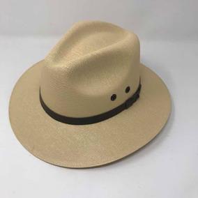 Sombrero Panama Legitimo - Sombreros Beige en Mercado Libre México 8b3bbd27ee0