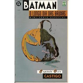Batman O Longo Dia Das Bruxas / Ed Abril