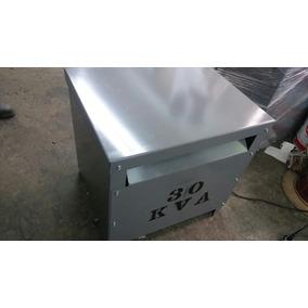Transformador Trifasico Tipo Seco 220/440/480 Vca, 30 Kva