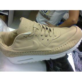 Tenis Nike Air Max 90 Creme E Branco Nº38 Ao 43 Original