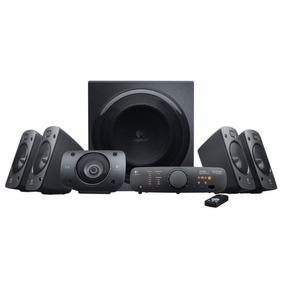Ganga!!! Logitech Z906 5.1 Surround Thx, Dolby Digital