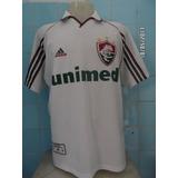 Camisa Do Fluminense Unimed Raríssima Branca no Mercado Livre Brasil d70c11bc2876a