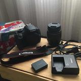 Câmera Canon T5 18.0 Megapixels . Se Interessar 19992691621