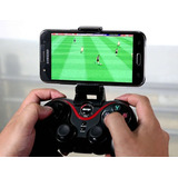 Gamepad Mando Bluetooth Android Joystick + Accesorios