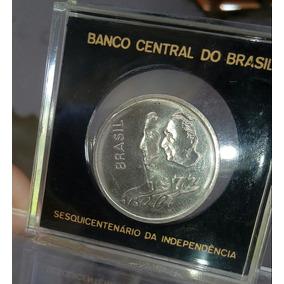 Moeda Comemorativa De 1 Cruzeiro 1972