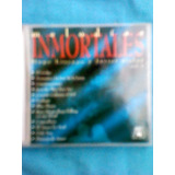 Melodias Immortales Hugo Liscano Y Javier Galue Vol.1 Cd