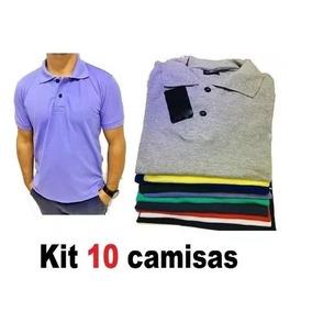 15c3046e4992e Camisa Polo Lacoste Branca N - Camisetas para Masculino no Mercado ...