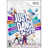 Just Dance 2019 - Wii - Juego Fisico - Entrega Inmediata