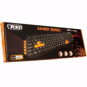 Teclado Gamer Usb 2.0 1000dp Anti Ghost Plug E Play Td7000