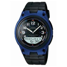 ad36f09c607 Relógio Casio Mundial Aw 80 2bvdf - Relógios De Pulso no Mercado ...