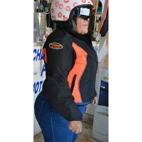 be929e387e9 Chamarra Mujer Motociclista Oferta Limitada Protecciones