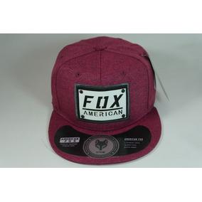 Gorras Planas Fox - Gorras Hombre en Mercado Libre México bd134d94cfb