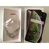 Iphone Xs Max 512gb +película Invisível +capa/carteira