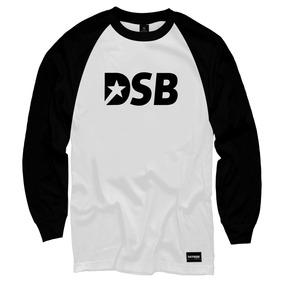 f856bf3638 Camisetas Raglan Manga Longa Nike Sb - Camisetas e Blusas no Mercado ...