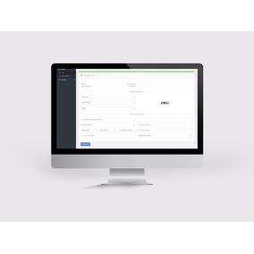 Sistema De Cobrança 100% Online, Integrado Com Cielo E Rede