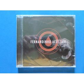 Cd Fernandinho Acústico