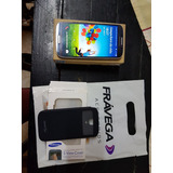 Samsung Galaxy S4 Libre De Fabrica C/ Flip Cover Original Ca