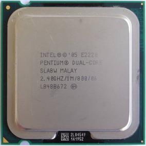 Processador Intel Pentium Dual Core E2220 2.4ghz 775 Lga775