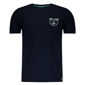 Camiseta Fatal Estampada Navy Hipnose Surf a6e76418516