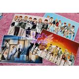 Fotos Posters Bts 20x30cm Pack 4 Fotos