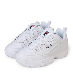 42d362e5709e5 Zapatilla Fila Disruptor Blanca Mujer Talle 34 - Zapatillas Fila ...