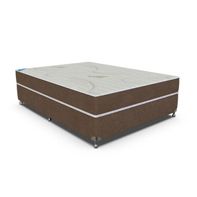 56827e134 Box+colchão Ergonômico King 1,93x2,03 C/ Massagem - Dreamax por Web  Continental