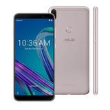 Celular Asus Zenfone Max Pro M1 64gb Tela 6,0 Zb602 Prata