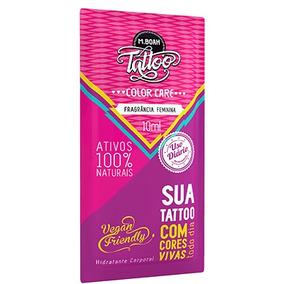 Mboah Tattoo Color Care Feminino 10ml