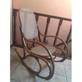 Cadeira De Balanço Estilo Thonet Antiguidade
